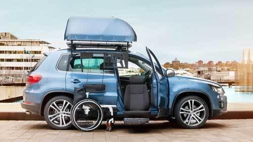 福祉車両,介助,車椅子収納,回転シート
