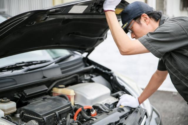 修理,点検,整備,福祉車両,車検