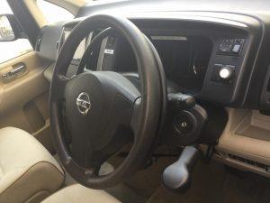 手動装置付き車両のレンタカー兼代車