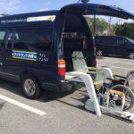 車椅子用リフトの代車兼レンタカー